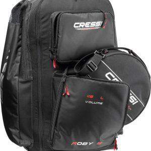 Bolsa Porta Regulador con Malla CRESSI 360 maleta