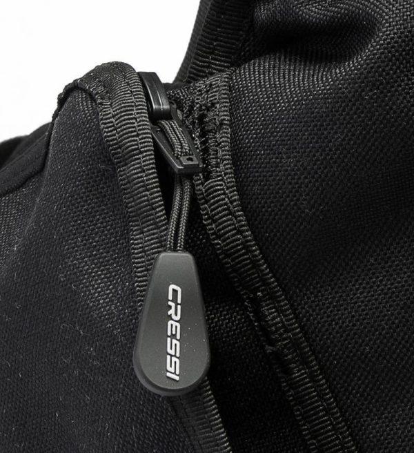 Chaleco Carbon detalle