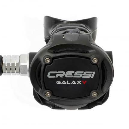 Segunda Etapa Cressi Galaxy Cromo