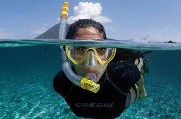 Natación y Snorkel