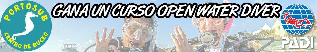 Concurso Open Water Diver