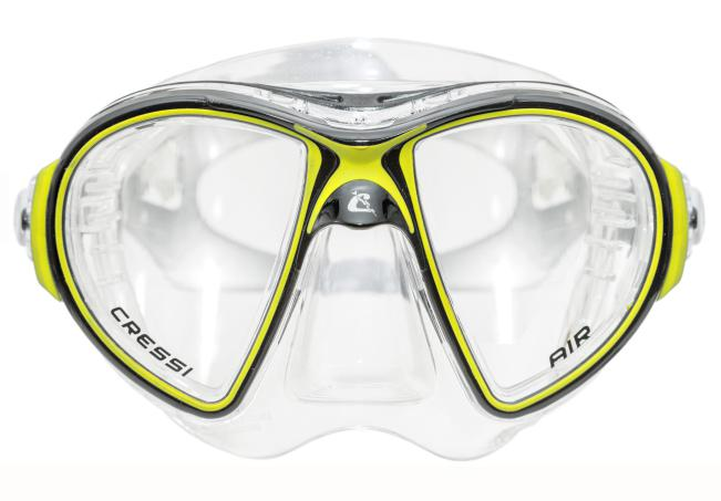 ¿Cuál es la mejor máscara de buceo? 1