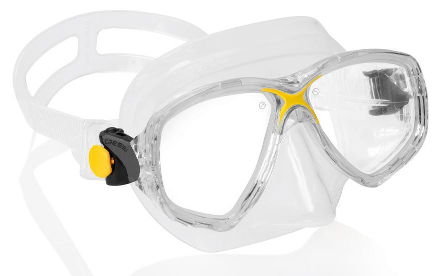 Cressi Marea, una máscara de gama baja