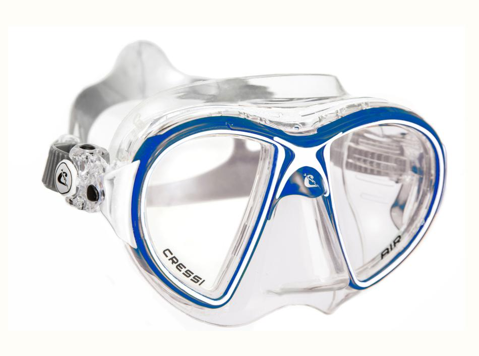 Cressi air, una máscara de alta gama